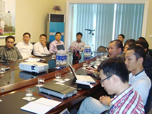AIC works with partner Panasonic in Vietnam