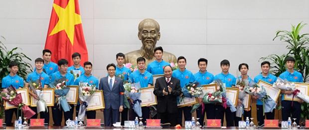 AIC TRADING phục vụ âm thanh buổi lễ đón tiếp đội tuyển U23 Việt Nam
